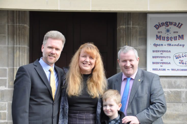 The Brain Family with Ian Blackford